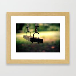 this much i know to be true Framed Art Print
