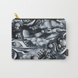 Re-Creation Of Impermanence Carry-All Pouch