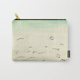In flight .. Carry-All Pouch