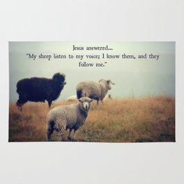 My Sheep Rug