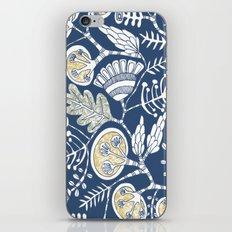 lush vine iPhone Skin