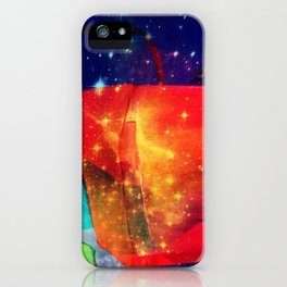 Starry Truck iPhone Case