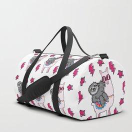 Sloth Llama Duffle Bag