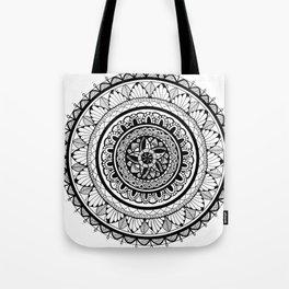 Freedom Zendala Tote Bag
