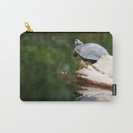 Twin Turtle Carry-All Pouch