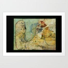 War 1 Art Print