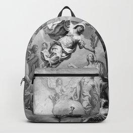 A Biblical Scene Backpack