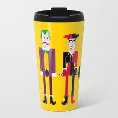 Joker and Harley Quinn Travel Mug