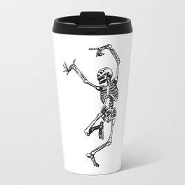Dancer Skeleton Travel Mug