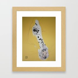 App Framed Art Print