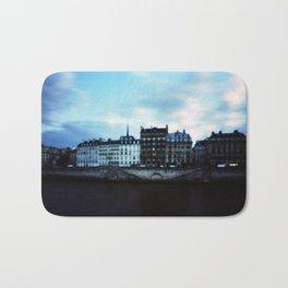 Paris at Dusk: Ile de la Cite Bath Mat