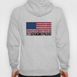 Union Heroes and The American Flag Hoody