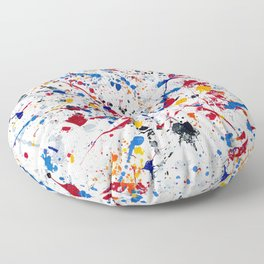 Exhilaration Floor Pillow