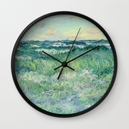 Marine, Pourville Wall Clock