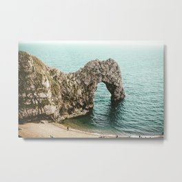 Durdle Door Metal Print