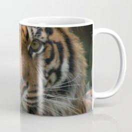 Look into my eyes by Teresa Thompson Coffee Mug