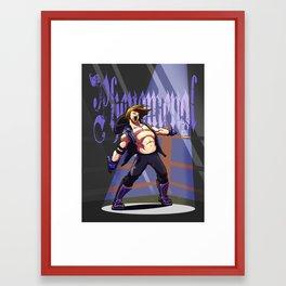 AJ Styles - Phenomenal Framed Art Print