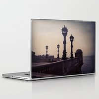 guardians Laptop & iPad Skins featuring Guardians by Out of Line