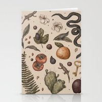 florida Stationery Cards featuring Florida Nature Walks by Jessica Roux