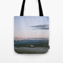 Living the dream - Landscape and Nature Photography Tote Bag