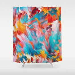 Niode Shower Curtain