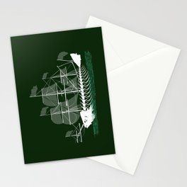 Cutter Fish Stationery Cards
