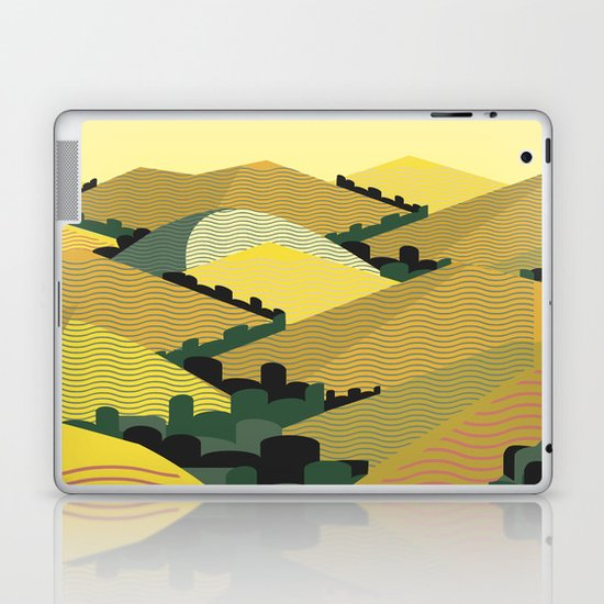 California Hills Laptop & iPad Skin