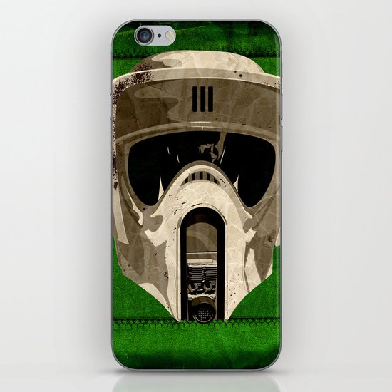 A Scout's Woodland Handbook iPhone & iPod Skin