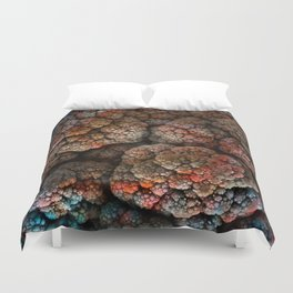 Cosmic Cauliflower Duvet Cover