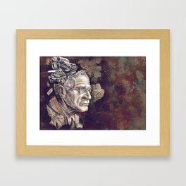 Keeping It Jung 2 Framed Art Print