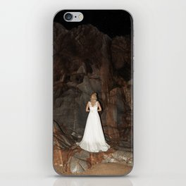 Crystal Castles iPhone Skin