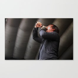 Beartooth at Warped Tour Canvas Print