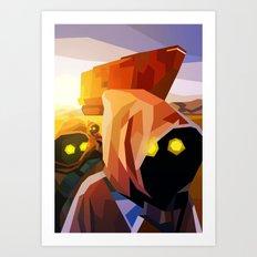 SW#19 Art Print