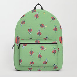 Ladybug Birthday Backpack