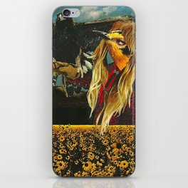 Angrier Birds iPhone Skin