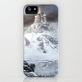 Forgotte World Saint Basils iPhone Case
