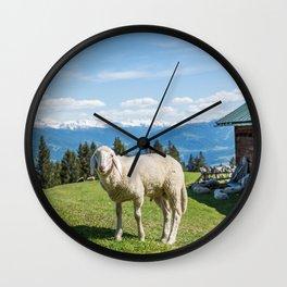 Me, the Sheeple?! Wall Clock