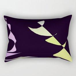 Wait don't go...dance with me! Rectangular Pillow