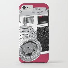 Leica M1 iPhone Case
