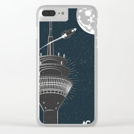 dusseldorf Clear iPhone Case