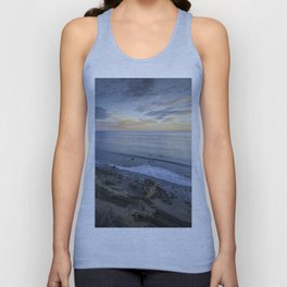 Ocean View from the Beach Unisex Tank Top
