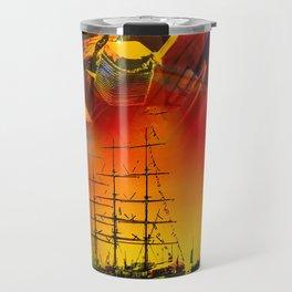 Under sail Travel Mug