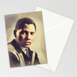 Aaron Neville, Music Legend Stationery Cards