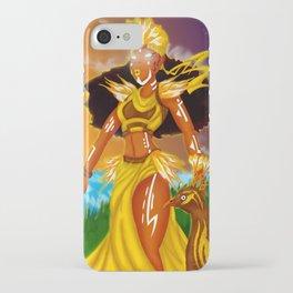 Oshun iPhone Case