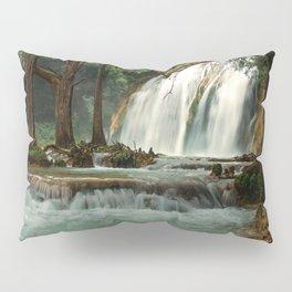 Silky Waterfall Pillow Sham