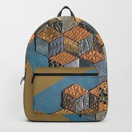 Tumbling Blocks #5 Backpack