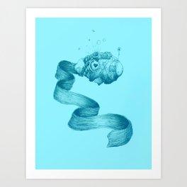 LoveMachine Art Print