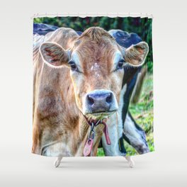 Cow 66 Shower Curtain