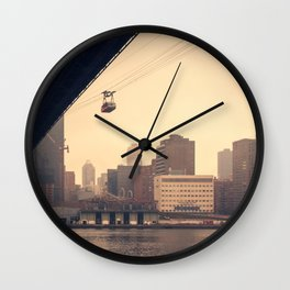 roosevelt view… Wall Clock