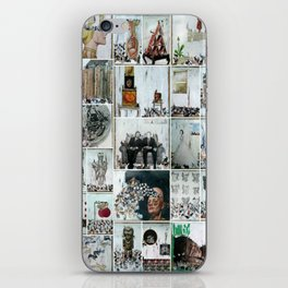 100 Days of Bunnies Poster  iPhone Skin